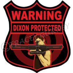 Walking Dead - Dixon Protected T-Shirt
