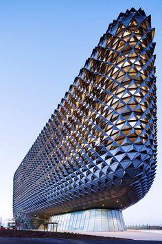 Inspiração arquitectónica... Arquitectura que nos deixa de boca aberta