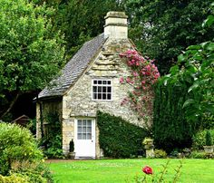 Lovely English cottage- Just add the perfect man and I will be very happy growing old in my English cottage