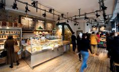 Covent Garden  63 Long Acre  Benugo High Street Store   Cafés  Coffee Shops  West End