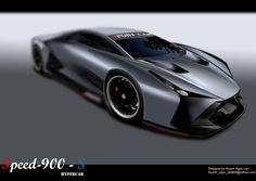 Speed-900-S - 3D CAD model - GrabCAD