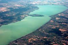 Lake Balaton is the main holiday resort of Hungary. Garden Angels, Holiday Resort, Sauvignon Blanc, Hungary, Budapest, Marvel, River, History, Architecture