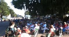 ARTworks weekend review. Great crowd at the StreetMusic concert on Saturday.