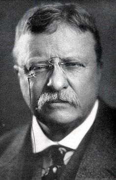 Theodore Roosevelt-Famous people that suffer from Bipolar Disorder