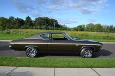 1969 SS396 Chevelle