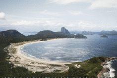 FOTOS mostram como era e como ficou o Rio após a urbanização (Foto: Iluminata / Divulgação)