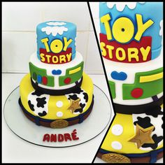 https://flic.kr/p/tQcQYB | Bolo Toy Story