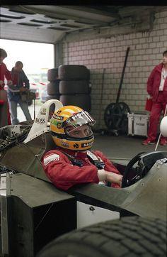 Ayrton Senna by on DeviantArt Racing Helmets, F1 Racing, Drag Racing, San Marino Grand Prix, Mick Schumacher, Mclaren Mp4, Dirt Track Racing, F1 Drivers, Indy Cars
