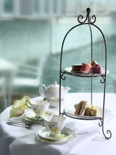 Review: High Tea at The Sofitel, Auckland, NZ