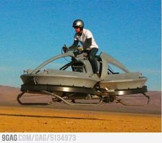 MUST HAVE: Star Wars Speederbike rides into reality