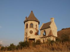 The Castle in Clarens Notre Dame, South Africa, To Go, Castle, Building, Places, February, Travel, Viajes