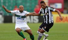 Após uma pequena novela, o Goiás confirmou a contratação do atacante Marcão, o jogado é ex-ídolo do seu rival Atlético-GO.