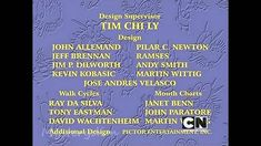 Courage The Cowardly Dog - Credits (HD)