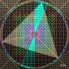 Sacred Geometry - what is in a design that triggers something within?????