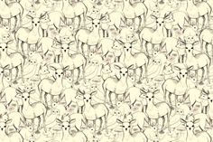 Another woodland fabric option.