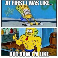 Hahaha those first few days working out.   #tfw #thefitnesswolf #fitness #health #lol #funny