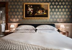 Didn't you want to stay in bed this Monday morning? #PalazzoVictoria