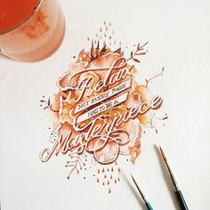 BEAUTIFUL QUOTES PAIRED WITH WATERCOLOR PAINTINGS