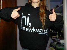 I need a hoodie like this.