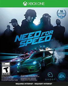 Videojuegos: Need for Speed - Xbox One - Standard Edition Electronic Arts https://www.amazon.com.mx/dp/B00XWQZPQ8/ref=fastviralvide-20