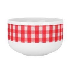Country soup mug