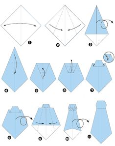 origami slips - Sök på Google