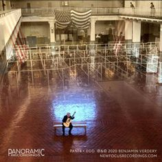 Benjamin Verdery released a new CD: Scenes from Ellis Island, named after the place where the immigrants were examined before being allowed to go to land. Youtube Website, Ellis Island, Concert Hall, Guitars, Amsterdam, Dutch, Meant To Be, To Go, Workshop