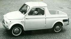 1962 Fiat 500 Ziba by Ghia