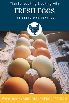 Tips for Using Fresh Eggs in the Kitchen & 12 Delicious Egg Recipes Incredible Eggs, Banana French Toast, Over Easy Eggs, Sour Cream Pound Cake, Souffle Recipes, Strawberry Sauce, Baked Banana, Wonderful Recipe, Tasty Bites