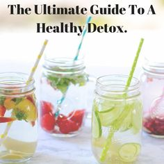 THE ULTIMATE GUIDE TO A HEALTHY DETOX: http://casadekarma.com.au/ultimate-guide-to-healthy-detox/ #detox #healthy #wellness #wellbeing #health #cleanse #superfoods