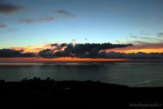Sunset in La Palma, Canary Islands