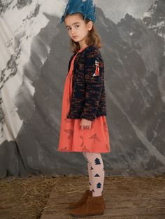 Bobo Choses AW15 look book pictures - launch date tomorrow 10 am (CET)