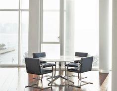 brno chair - flat bar frame