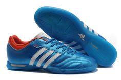 7339408d841 Adidas adiPure V Kaka 11Questra TRX Turf IC indoor - Bright Blue-Running