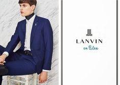 Moda masculina: Jakub Pastor para Lanvin En Bleu S/S 2015    por Fábio Monnerat | Über Fashion Marketing       - http://modatrade.com.br/moda-masculina-jakub-pastor-para-lanvin-en-bleu-s-s-2015