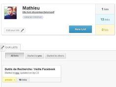 Créer des listes de liens personnalisables avec URList (+ invitations)