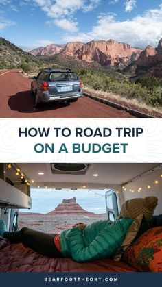 Planning a road trip but worried about money? These cheap road trip tips will help you budget without skimping on good times or adventure. Road Trip On A Budget, Road Trip Hacks, Camping Hacks, Road Trips, Road Trip Destinations, Bus Life, Ways To Travel, Get Outside, Good Times