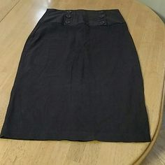 I.N. San Francisco skirt Good condition.  May need ironed.  I haven't wore it in a while because I no longer work and don't have a need for it.  Very cute! I.N. San Francisco Skirts Pencil