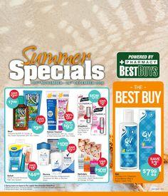 Pharmacy Best Buys Catalogue 30 November - 24 December 2016 - http://olcatalogue.com/pbb/pharmacy-best-buys-catalogue.html