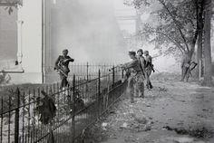 Then and Now No.12: Utrechtseweg, Arnhem, 19 September 1944