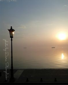 #Thessaloniki #Greece #GREECE#my country #greek places Thessaloniki, Greece, Celestial, Sunset, Country, Places, Photography, Outdoor, Greece Country