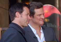 GUY PEARCE AND COLIN FIRTH - http://www.9a9.red/guy-pearce-and-colin-firth/