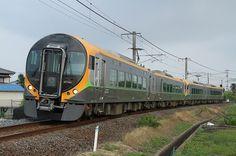 8600系特急形電車 - 日本の旅・鉄道見聞録