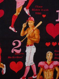 Game of Love (Black) by Alexander Henry [trinketsintheattic] Game Of Love, Conversational Prints, Alexander Henry, Ronald Mcdonald, Movie Posters, Movies, Fictional Characters, Black, Films