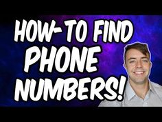 In real-estate agency or investing, many times you need to get the phone numbers of homeowners in order to find out about a particular property. You may also need to dial mass numbers at once when prospecting! In this blog, I'm going to show you how to get homeowner phone numbers for free.  Free …