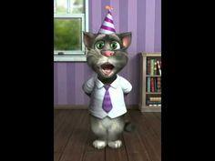 Tanti Auguri a te Talking Tom 2 - YouTube