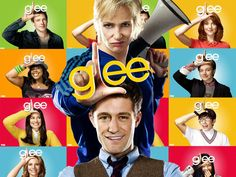 Glee #1 Poster