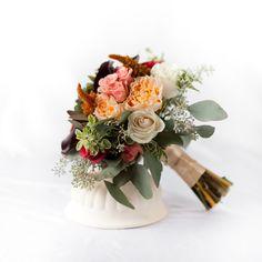 Pops of Plum Signature Bouquet – Pops of Plum
