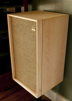 Audio Rescue — After pictures of my Electro-Voice EV Fours and.Vintage Audio Rescue — After pictures of my Electro-Voice EV Fours and. Wooden Speakers, Diy Speakers, Built In Speakers, Wireless Speakers, Bookshelf Speakers, Stereo Speakers, Vintage Stereo Console, Speaker Box Design, Audiophile Speakers