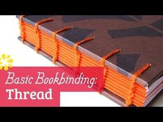 "SEA LEMON VIDEO TUTORIALS -- There look to be quite a few Bookbinding Tutorials.  She has different playlists to choose from.  It looks to be a nice ""Resource"" site."